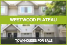 Westwood Plateau Townhomes for Sale